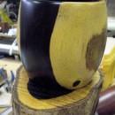 african blackwood cuff