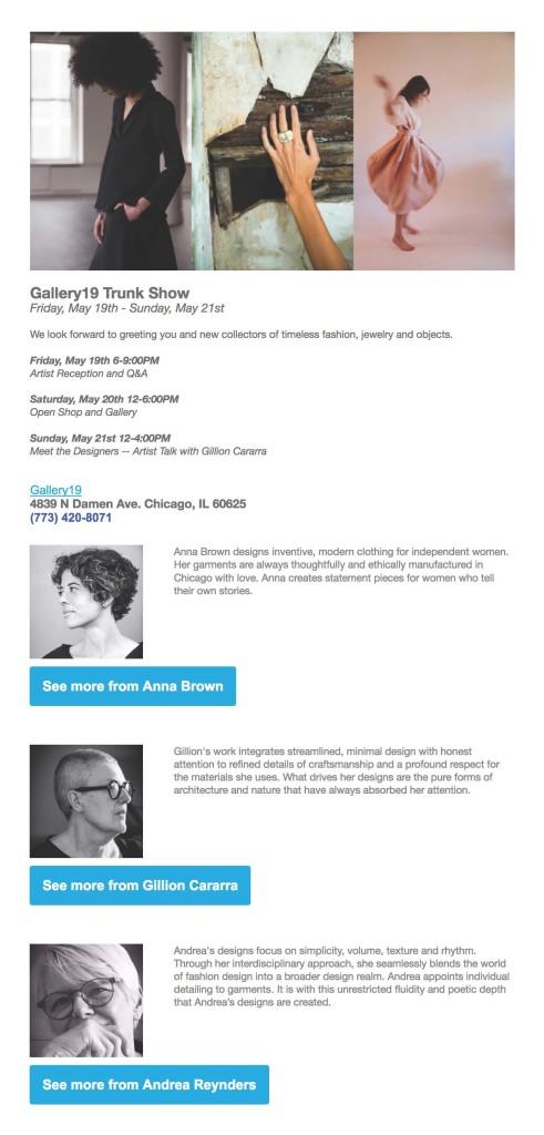 Gallery19 Invite