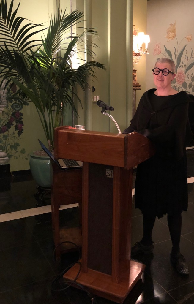 a pleasure to present on christian dior at the casino club with alliance française